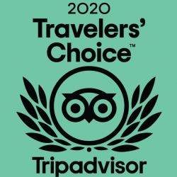 GG BnB travelers choice